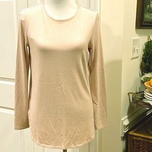 Ann Taylor Pink Pullover